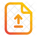 File Upload Arrow Icon