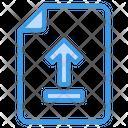 Upload File Up Arrow Upload Icon