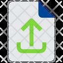 Upload File Upload Document Document Icon