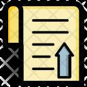 File Upload Document Icon