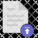 Upload file Icon