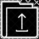 Upload Folder Upload Folder Icon