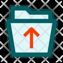 Folder Unloading Icon