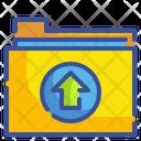 Upload Folder Upload Web Icon