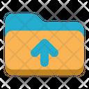 Upload Folder Folder Upload Upload Icon