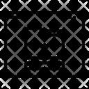 Upload Website Webpage Icon