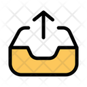 Inbox Upload Mail Message Icon
