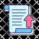Upload Literature Icon