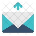 Mail Letter Send Icon