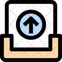Upload Mail Upload Mail Icon