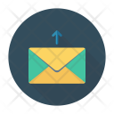 Upload Mail Icon