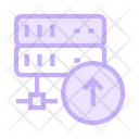 Upload Mainframe Datacenter Icon