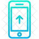 Upload Mobile Icon
