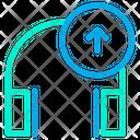 Upload Music Icon