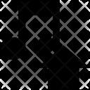 Upload Arrow Load Icon