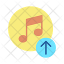 Iupload Upload Musicc Upload Song Icon