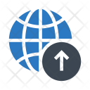 Upload Network Icon