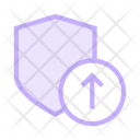Upload Security Icon