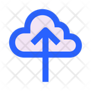Cloud Unloading Icon