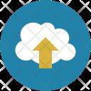 Icloud Cloud Upload Icon