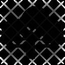 Upload Cloud Arrow Icon