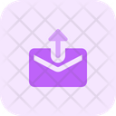 Upload To Email Inbox Upload Upload Mail Icon