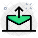Upload To Email Icon