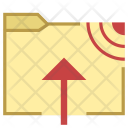 Upload to ftp Icon