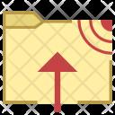 Upload Ftp Icon