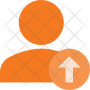 Upload Info User Icon