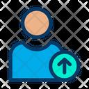Upload User Upload Profile Male Profile Icon