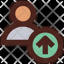 Upload User Upload Profile Upload Account Icon