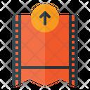 Upload Video Icon