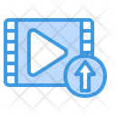 Upload Video Upload Video Icon