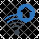 Upload Wifi Icon