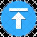 Arrow Up Arrow Button Arrow Symbol Icon