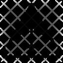 Upload Arrows Ui Icon
