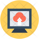 Uploading Monitor File Icon