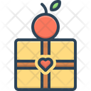 Upon Gift Fruit Icon