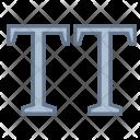 Uppercase Icon