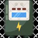 Uninterruptible Power Supply Ups Power Source Icon