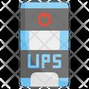 Ups Power Backup Generator Icon
