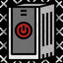 Ups Power Technology Energy Icon