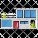 Upscale Home Icon