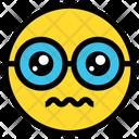 Sad Sad Face Smiley Icon
