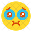 Upset Icon