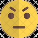 Upset Icon