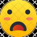 Upset Smiley Avatar Icon