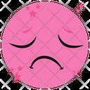 Sad Emoji Emoticon Upset Emoji Icon