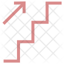 Staircase Indoor Stairs Icon